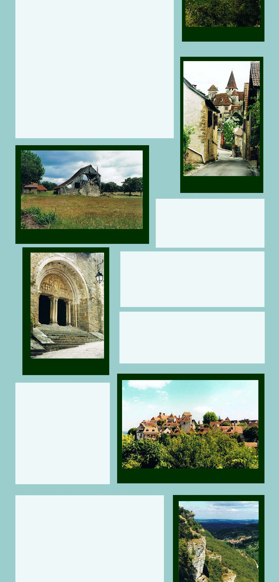 Walking in the Dordogne and the Cere valleys
